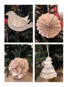 Book Ornament 3